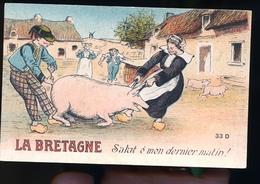 LA BRETAGNE - Frankrijk