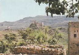 YEMEN ARAB REPUBLIC A WIEV OF ALGROUN VILLAGE ALMAHWEET  VIAGGIATA - Yemen