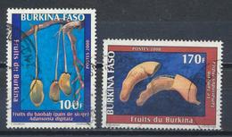 °°° BURKINA FASO - Y&T N°1233/34 - 2000 °°° - Burkina Faso (1984-...)
