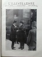 L'illustrazione Italiana 19 Aprile 1914 Napoleone Regno D'Italia Pozza Cirenaica - Guerre 1914-18