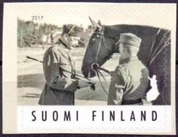 FINLAND 2017 Mannerheim PF-MNH - Finland