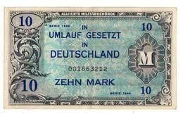 Germany Allied Military Occupation 10 Mark 1944 - [ 5] 1945-1949 : Occupazione Degli Alleati