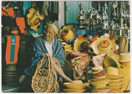 TUNIS SOUK. POSTED 1972 - Tunisia