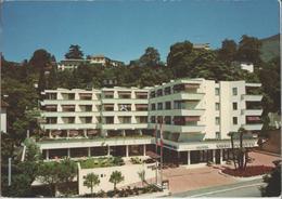 Albergo Ristorante Sasso Boretto Ascona - TI Tessin