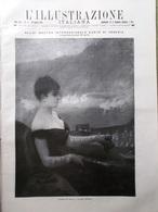 L'illustrazione Italiana 26 Aprile 1914 Teatro Siracusa Mostra A Venezia Scrivia - Guerra 1914-18