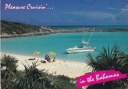 BAHAMAS SPIAGGIA  VIAGGIATA - Bahamas