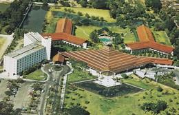 TAILANDIA BANGKOK HOTEL SIAM INTER-CONTINENTAL   VIAGGIATA - Tailandia