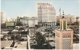 THE MOSQUE AND MOHA SQUARE, CASABLANCA - Casablanca