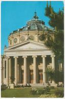 THE ATHENAEUM, BUCHAREST, ROMANIA. - Romania