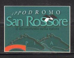 Pisa - Ippodromo San Rossore - Il Divertimento Nella Natura - - Adesivi
