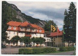VÄTTIS Alpine Schule Knaben Institut St. Martin Auto Foto Werner Aepli - SG St-Gall