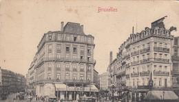 BRUXELLES / BRUSSEL / TRAM / TRAMWAYS / GRAND HOTEL CENTRAL - Vervoer (openbaar)