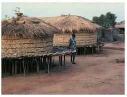 (M+S 70) Togo - Silo Ce Mais - With Stamp / Avec Timbre - Togo
