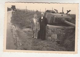 Bastogne - Photo Originale Format 6.5 X 10 Cm - Lieux