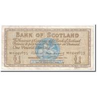 Billet, Scotland, 1 Pound, 1962, 1962-12-11, KM:102a, TB - Ecosse