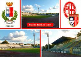 AK Stadion Postkarte Stadio Romeo Neri Rimini Calcio Real Italien Italia Italy AC Football Stadium Postcard Stade Foot - Fussball