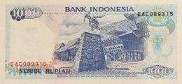 Indonesia 1.000 Rupiah, P-129a (1992) - UNC - Indonesien