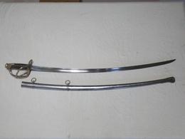 Sabre D'Officier De Cavalerie Légère Modèle 1822 - Knives/Swords
