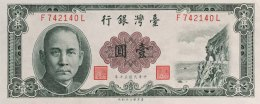 Taiwan 1 Yuan, P-1971b (1972) - UNC - Taiwan