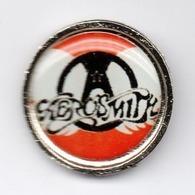 AEROSMITH, Pin (081) - Music