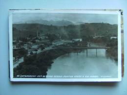 Brazilië Brasil Brasilia  Cataguazes Pontes Sobre O Rio Pomba Est De Minas Gerais - Andere