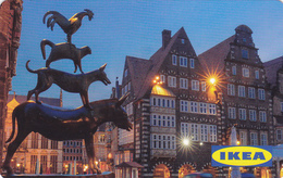 Gift Card  - - -  Germany  - - -  Ikea - - - Bremen - Gift Cards