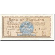 Billet, Scotland, 1 Pound, 1965, 1965-05-07, KM:102a, TTB+ - [ 3] Scotland