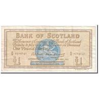 Billet, Scotland, 1 Pound, 1965, 1965-05-10, KM:102a, TTB - [ 3] Scotland