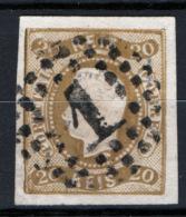 Portogallo 1866 Unif.20 O/Used VF/F - Oblitérés
