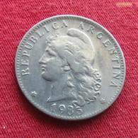 Argentina 20 Centavos 1935 KM# 36  Argentine - Argentine