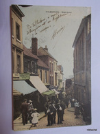 FOLKESTONE-High Street-Carte Couleur - Folkestone