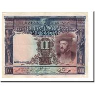 Billet, Espagne, 1000 Pesetas, 1925-07-01, KM:70c, SUP - [ 1] …-1931 : Premiers Billets (Banco De España)