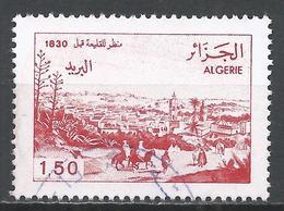 Algeria 1991. Scott #774 (U) View Of Bab Azzoun * - Algérie (1962-...)