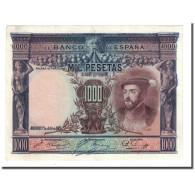 Billet, Espagne, 1000 Pesetas, 1925-07-01, KM:70c, SPL - [ 1] …-1931 : Premiers Billets (Banco De España)