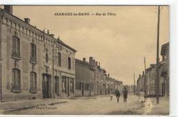 1 Cpa Sermaize Les Bains - France
