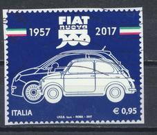 °°° ITALIA 2017 - FIAT 500 °°° - 2011-...: Usati