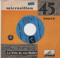 Disque 45 Tours GEORGES JOUVIN - 1960 LA VOIX DE SON MAITRE BIEM 7 EGF.476 - Instrumental
