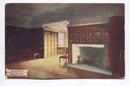 Corner Of Banqueting Hall Haddon Hall - Derbyshire