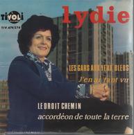 Disque 45 Tours LYDIE (disque Dédicacé Au Verso) - Instrumental