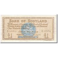 Billet, Scotland, 1 Pound, 1965, 1965-05-11, KM:102b, TTB+ - [ 3] Scotland