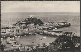 The Harbour And Lantern Hill, Ilfracombe, Devon, C.1960 - Valentine's RP Postcard - Ilfracombe