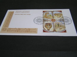 CYPRUS 1999  Joint Issue Of Cyprus And Greece For The 4000 Years Of Helenism  FDC.. - Chypre (République)