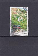 France Oblitéré 1996  N° 3017   Train Ajaccio - Vizzavona - Frankreich