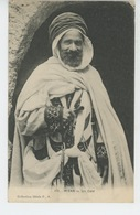 AFRIQUE - ALGERIE - HOMMES - M'ZAB - Un Caïd - Algeria