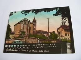 Cuneo - Cavallermaggiore Chiesa Di S. Maria Della Pieve - Cuneo