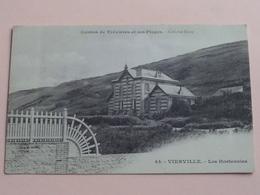 VIERVILLE Les Hortensias - Canton De Trévières Et Ses Plages ( Collection Costey ) Anno 19?? ( Voir Photo Svp ) ! - Bayeux