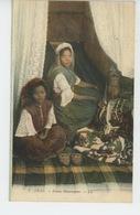 AFRIQUE - ALGERIE - FEMMES - ORAN - Jeunes Mauresques - Algeria