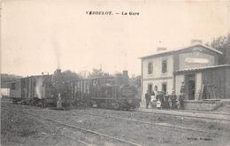 ¤¤  -   VERDELOT   -   La Gare   -  Train  -  Chemin De Fer  -  ¤¤ - Other Municipalities