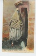 AFRIQUE - ALGERIE - FEMMES - Scènes Et Types - Jeune Femme Maure - Algeria