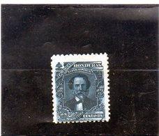 B - 1893 Honduras - Presidente Trinidad Cabanas - Honduras